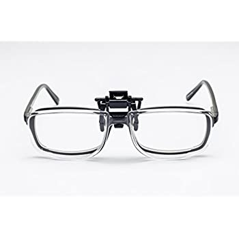 8021abb22ae Amazon.com   Magna-flip Clip on Flip up   Down Reader Magnifiers ...