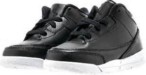 Nike Air Jordan 3 retro Cyber Monday Toddlers TD Black White 832033-020 (6)