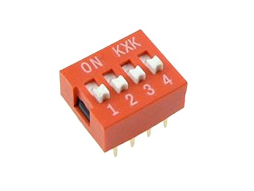 6 position dip switch - 7