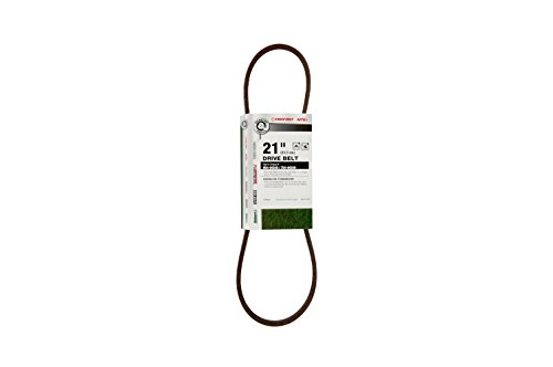 MTD Genuine Parts 21-Inch Drive Belt for Walk-Behind Mowers & Snow Throwers 2010 and After