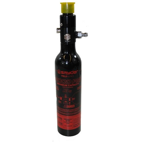 Spyder 13CI CU 3000 PSI HPA / N2 Paintball Tank Perfect for...