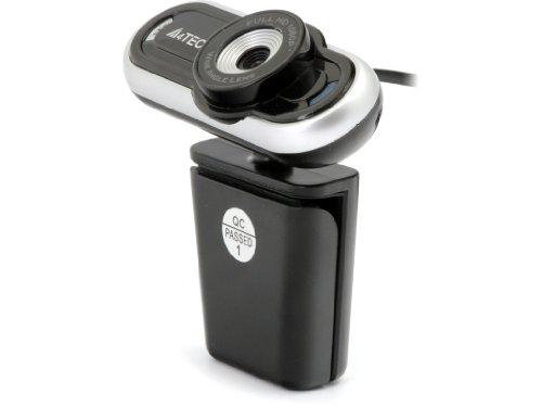 A4Tech PK-920H 1080p Full HD Webcam (Black) - 1