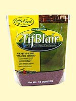 """Centipede Grass Seeds """"Tifblair Certified"""" 1 LB - 4000 Sq. Ft. Coverage"""