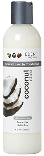 EDEN BodyWorks Coconut Shea Leave-In Conditioner, 8oz