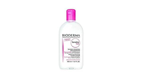 BIODERMA Sensibio pack 500 ml + 250 ml: Amazon.es: Belleza