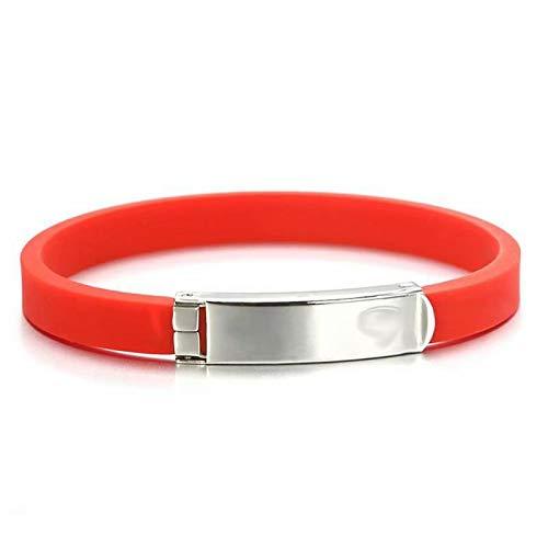 GL-Bracelet Pulsera de Iones Negativos, Equilibrio de energía ...