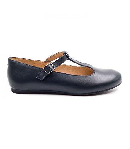 Boni Classic Shoes - botas de caño bajo Niñas , negro (negro), 30