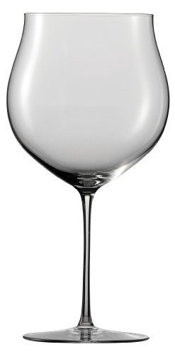 Zwiesel 1872 Enoteca Collection Handmade Burgundy, Red Wine Grand Crus Glass, 32.5-Ounce, Set of 2