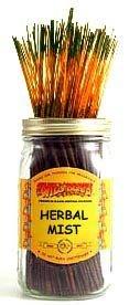 Herbal Mist - 100 Wildberry Incense Sticks by Wildberry 100 Stick Pack