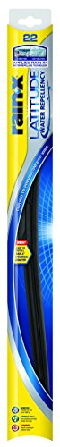 "Rain-X 5079279-2 Latitude Wiper Blade, 22"" (Pack of 1)"