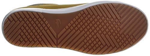 Lacoste Zapatillas wht tan Straightset Blanco Insulatec3182 Caw 355 Mujer Para t11rqw