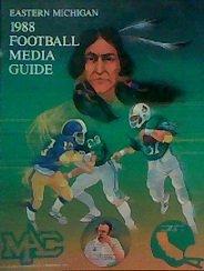 Eastern Michigan Football (Eastern Michigan University Hurons Football 1988 Media Guide)