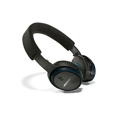 Bose 775347-0010 SoundLink On-Ear Bluetooth Headphones, Black (Over Ear Headphones Bose)