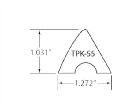 Amazon 9 Feet Table Cushion K55 Rubber Set Of 6 Pool Table