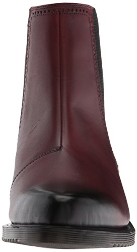 Donna Dr Stivali Chelsea Red Zillow Martens Cherry pAwqAOa6x