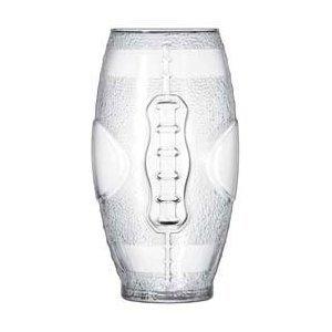 Libbey 23 Oz Football Tumbler Glass - 2233 (2 Pack) ()