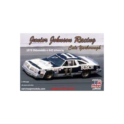 Junior Johnson Racing 1979 Oldsmobile 442: Toys & Games