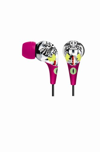 iLuv TEP501PNK Earphone Discontinued Manufacturer product image