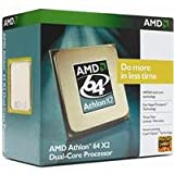 AMD Athlon 64 X2 Dual-Core 4200+ 2.2 GHz Processor with 65-Watt Power Socket AM2