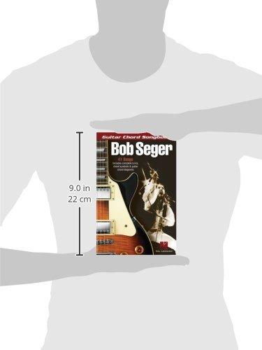 Amazon.com: Bob Seger - Guitar Chord Songbook (9781423480273): Bob ...