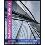 Probability & Statistics for English - Student Solution Man (4th, 12) by Hayter, Anthony J [Paperback (2012)] ebook