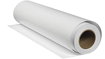 Professional Matte Canvas Roll for Epson Canon HP Inkjet Printing 44 Inch x 66 Feet 420gsm Poly-Cotton