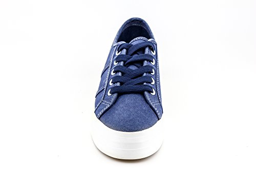 Pictures of CALICO KIKI Women's Lace up Platform 5