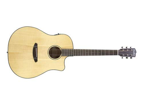 (Breedlove Discovery Dreadnought CE Sitka-Mahogany Acoustic-Electric Guitar)