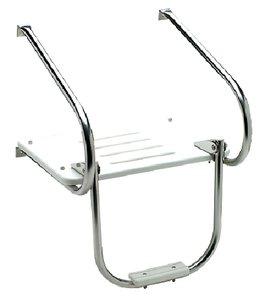 Poly Swim Platform (I/O Poly Swim Platform, White) By Seachoice Products - Poly Swim Platform