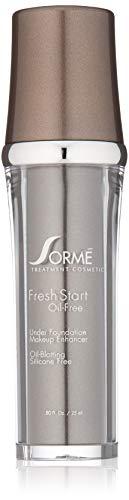 Sorme Cosmetics Fresh Start Oil Free Foundation, 0.8 Ounce