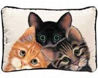 Fiddler's Elbow Peeping Toms Pillow