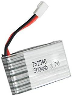 Covermason 3.7V 500mA 25C Mis à Jour Batterie pour Syma X5 X5C H5C X5A RC Drone Quadcopter