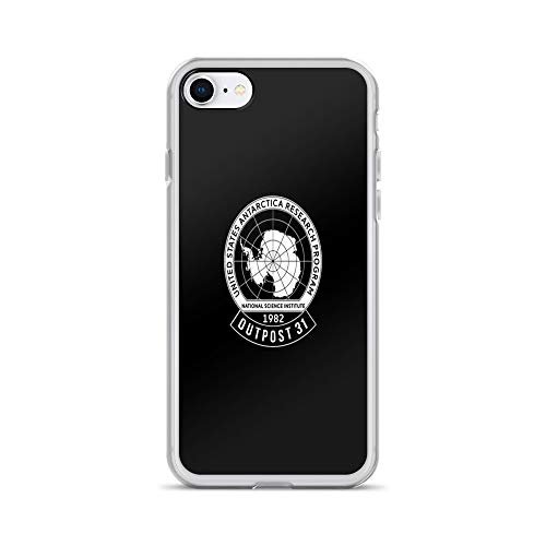 iPhone 7/8 Pure Clear Case Cases Cover Outpost 31 ()