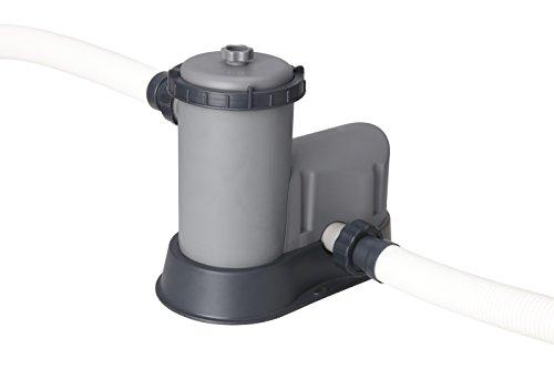 Bestway 58389 - Depuradora de Filtro Cartucho Tipo III 5.678 litros/hora Conexion 38 mm