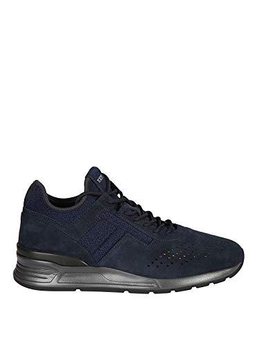 Camoscio Con Uomo Inserti Sneakers Tessuto Tod's In Mod Scuba Xxm69a0w920jkl98xf pX6xfq