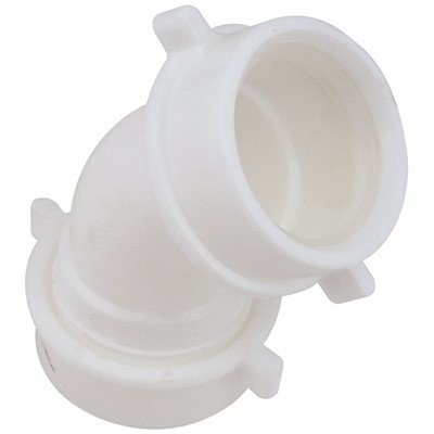 DURAPRO 45 DEGREE SLIP JOINT ELBOW, 1-1/2 IN. PVC