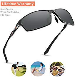 02f5c10be3 Image Unavailable. Image not available for. Color  Mens Sunglasses Polarized  ...