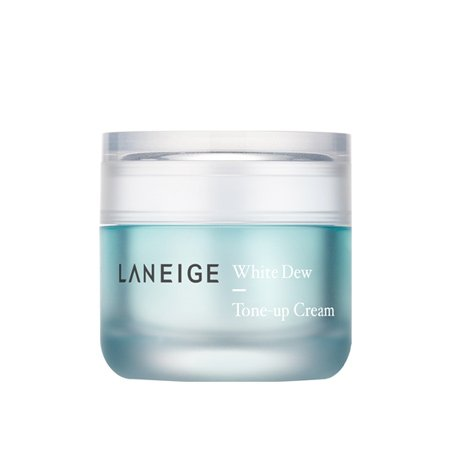 LANEIGE White Dew Tone-up Cream 50ml (Best Laneige Skin Care Products)