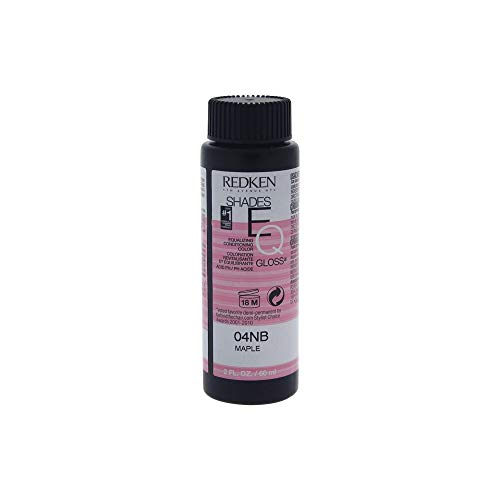 Color Conditioning Gloss (Redken Shades EQ Gloss 04NB Maple Equalizing Conditioning Color 2 oz)