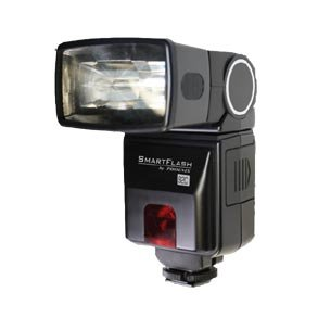 UPC 720916044720, Phoenix P04472 SmartFlash SF-92C Zoom Bounce Swivel Flash for Canon ETTL-II