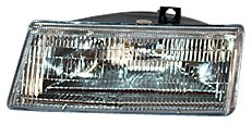 (TYC 20-1961-00 Dodge Driver Side Headlight Assembly )
