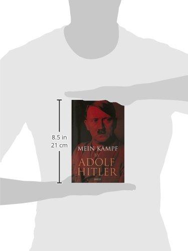 Amazon.com: Mein Kampf (9788172241643): Adolf Hitler: Books