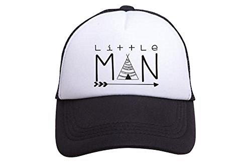 Tiny Trucker Co. Baby Little Man Trucker (Queen Trucker Hat)