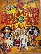 Ringling Bros. And Barnum & Bailey Circus 106th Edition Souvenir Program & Magazine 1976 Barnum & Bailey Circus Magazine