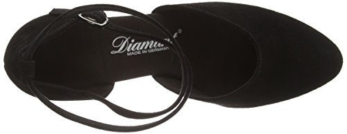 Tanzschuhe Diamant amp; Latein Shoes Standard Dance Schwarz 058 WoMen Black 068 Ballroom Damen 001 r6nXrqwT