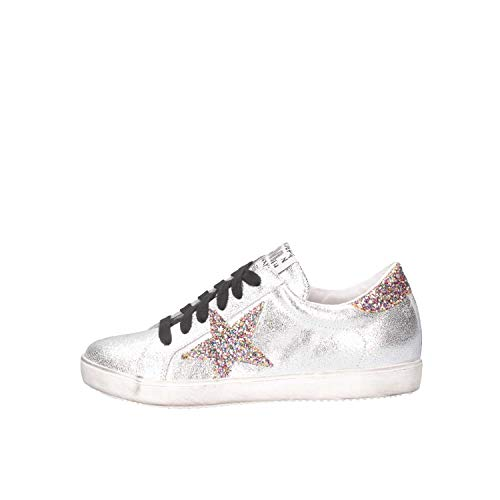 Argento 6 Sneakers Meline Cw Donna 1RnIv