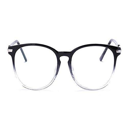 luz Hombre Anti Los Claro anteojos Mujer Blanco Eyewear Computadora azul Moda fatiga Xinvision Retro Anti Negro Gafas Lente w6Ppt