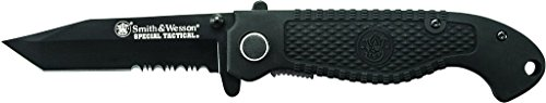 Smith & Wesson Special Tactical CKTACBS Liner Lock Folding K