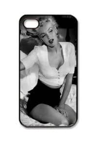 Tailor-made Iphone 4/4s Case For You custom iphone iphone 4 4s case, Marilyn Monroe hair diy iphone 4 4s case
