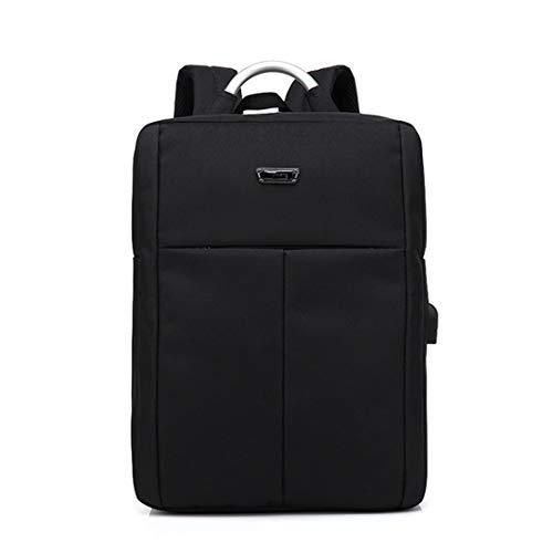 Cartable Laptop D'affaires Sac Femmes Nylon Résistant Hommes Noir L'usure Dos À 14 Pouces Meceo Knapsack Cf1qTw